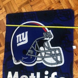 NFL Bedding - NFL NY Giants Stadium Fleece Picnic Blanket